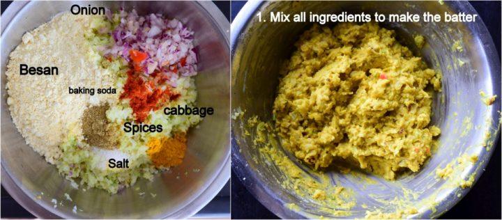 cabbage kofte steps 2