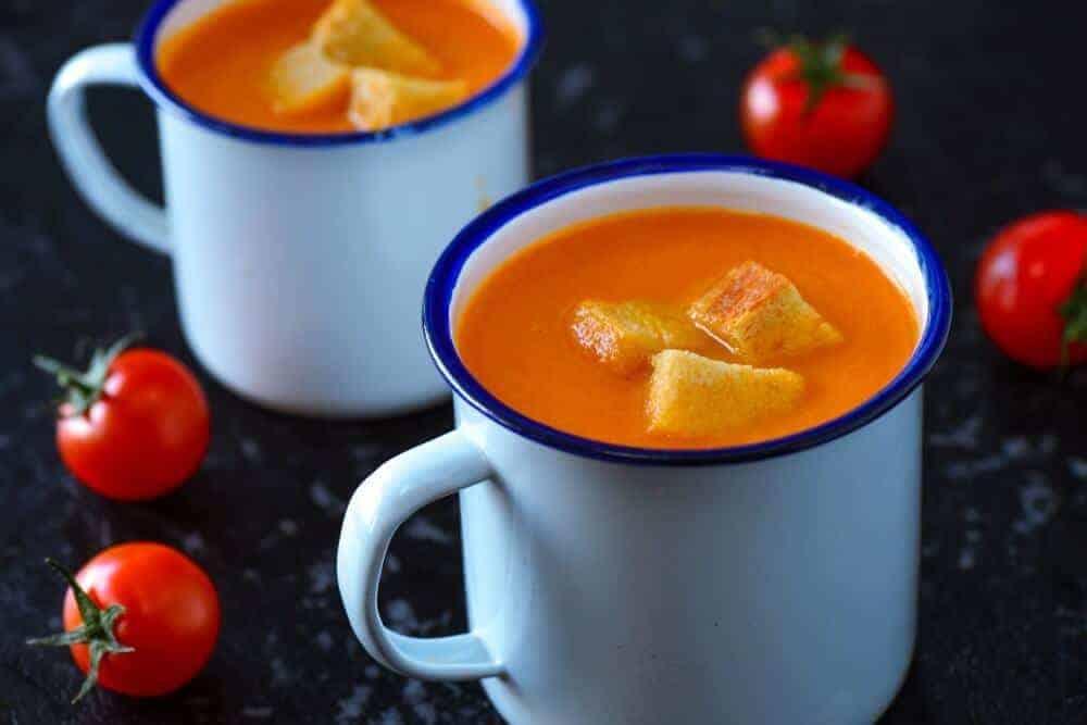 1-2-3 tomato soup