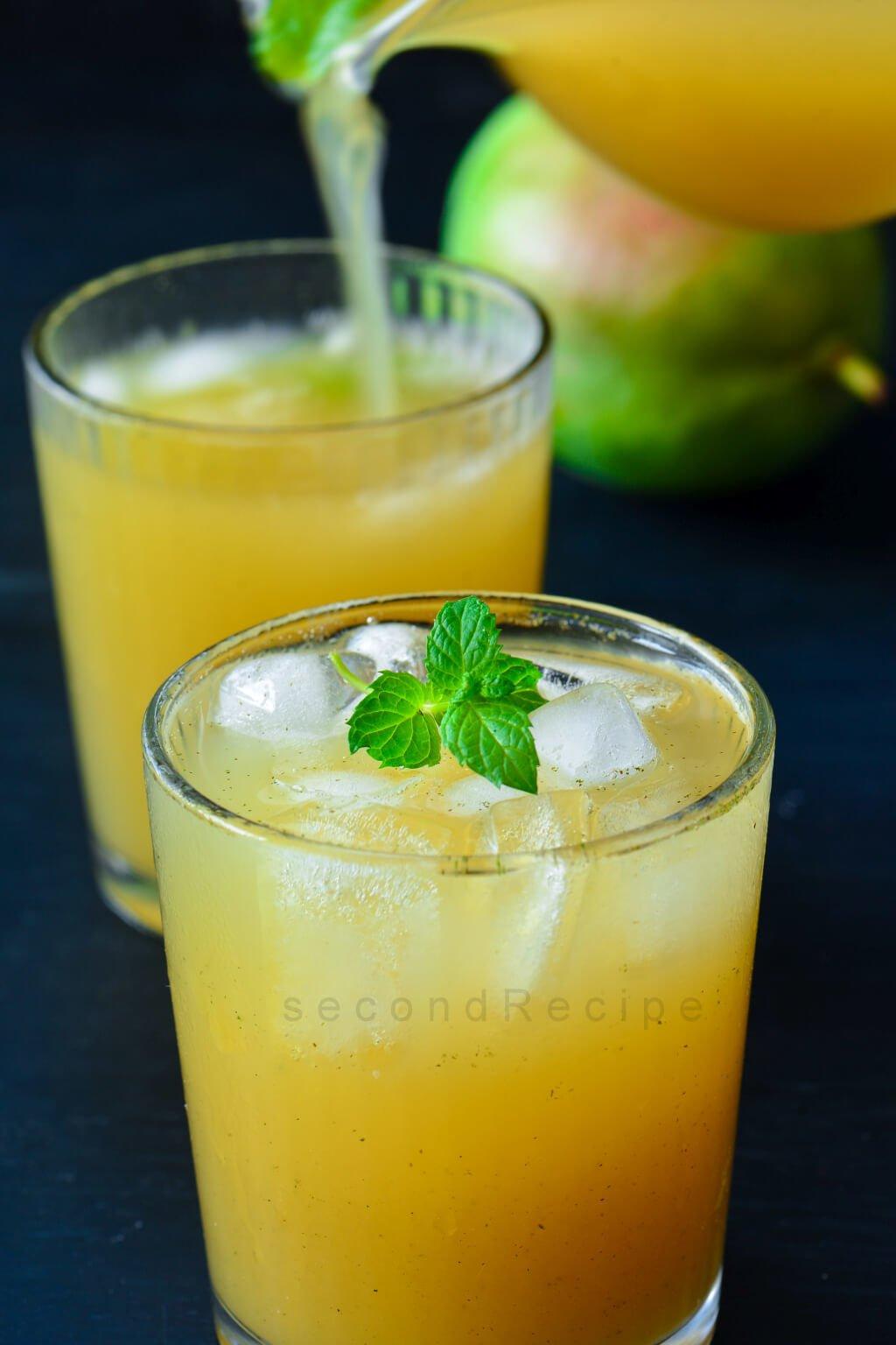 Aam Panna- Raw mango cooler