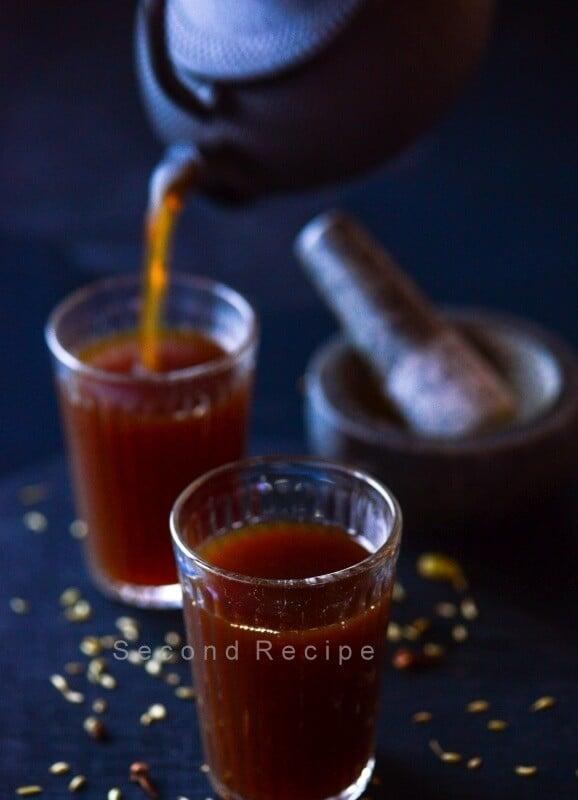Kadha - Sore throat remedy