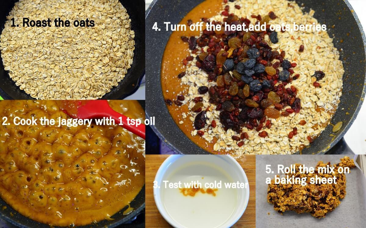 oats chikki