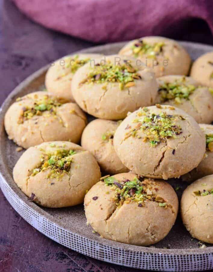 Nankhatai-desi cookies
