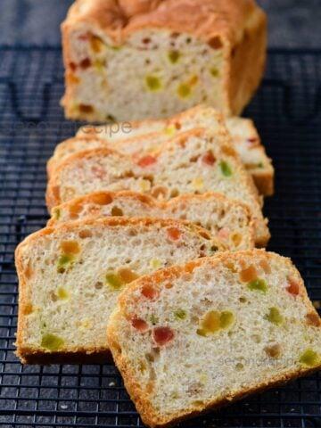 tutti fruitti bread