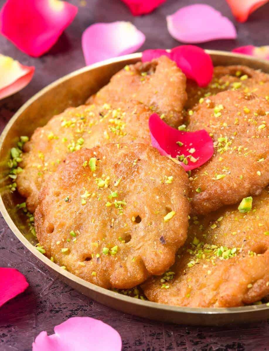 Malpua - Quick Indian Pancake