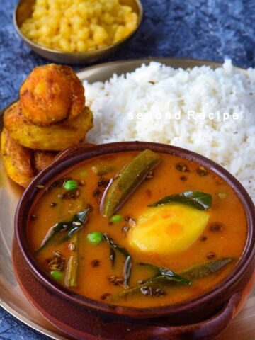 sindhi tomato curry