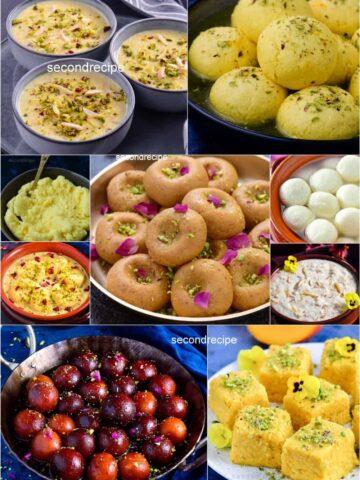 top janamashtami recipes